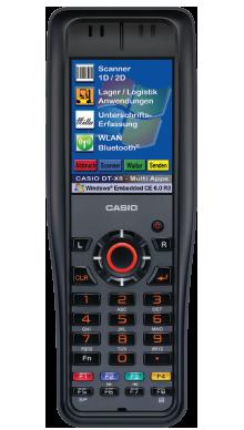 Casio DT-X8