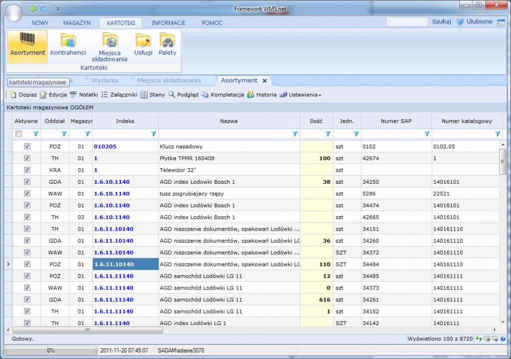 Programy Windows Magazyn