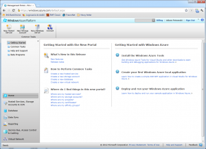 windows-azure-start