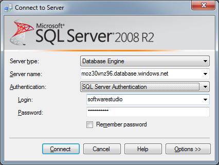 Instalacja bazy MS SQL