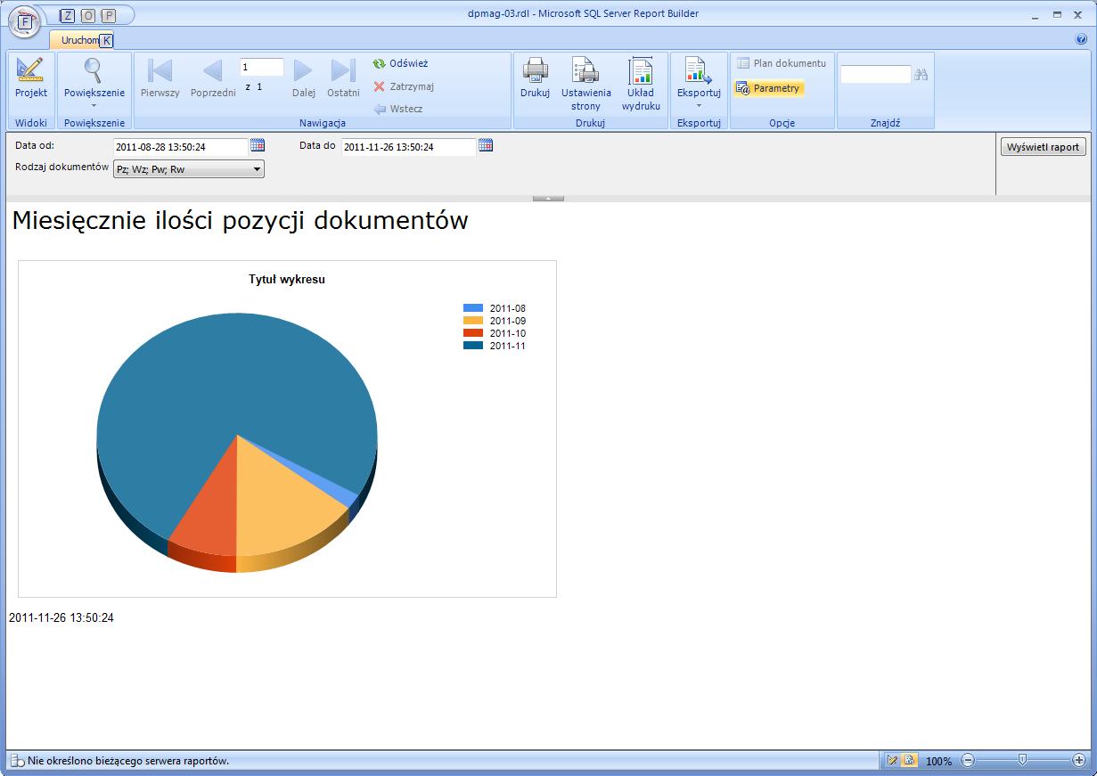 report-builder-wykres-kolowy-raport