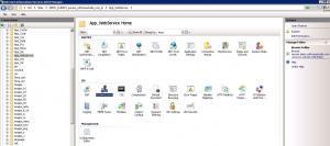 IIS AppWebService