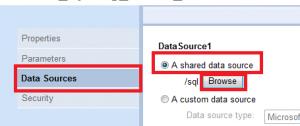 a shared data source