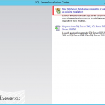 Instalacja SQL Server 2012 Express with Advanced Services
