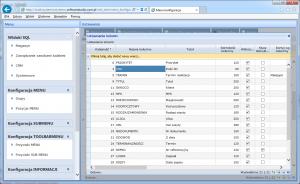 widok SQL edycja kolumny DNI