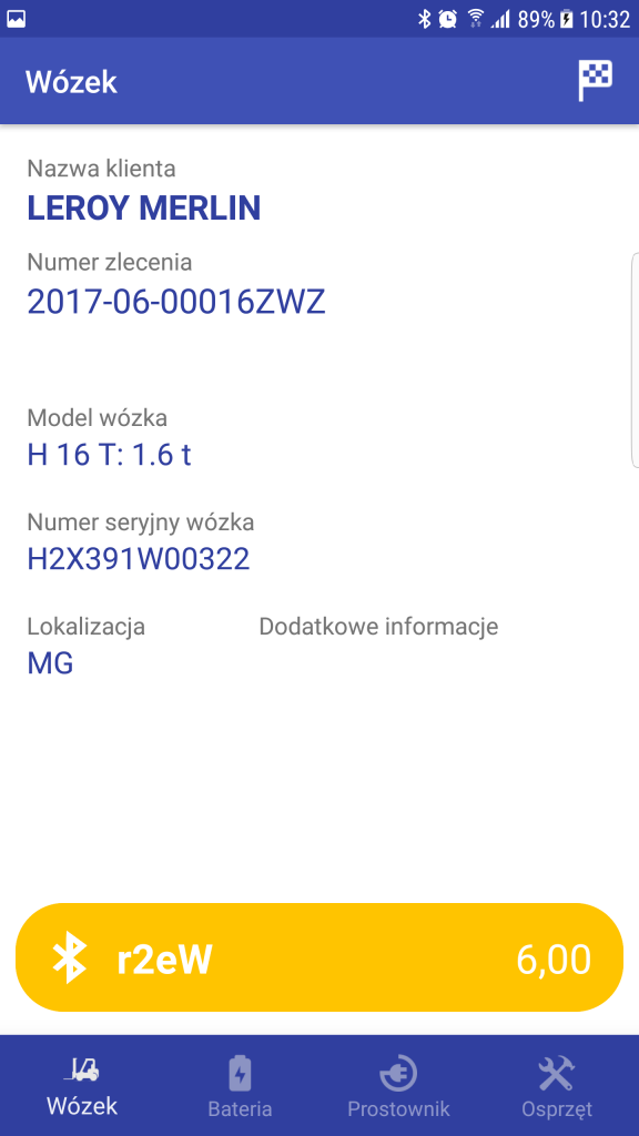 Android WMS kompletacja 2