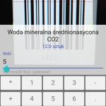 Android WMS składanie zamówień