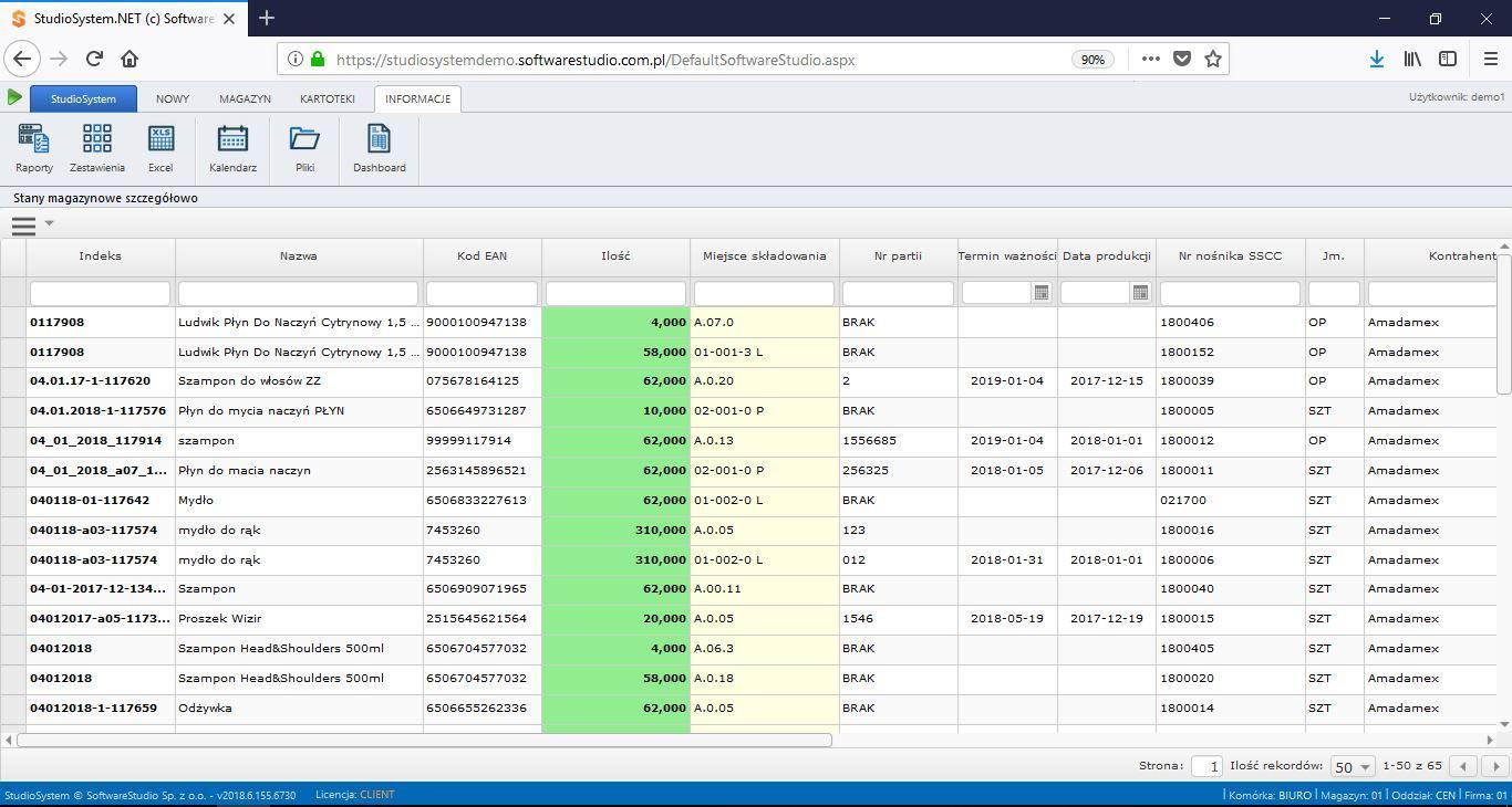 SQL i WMS Servwe