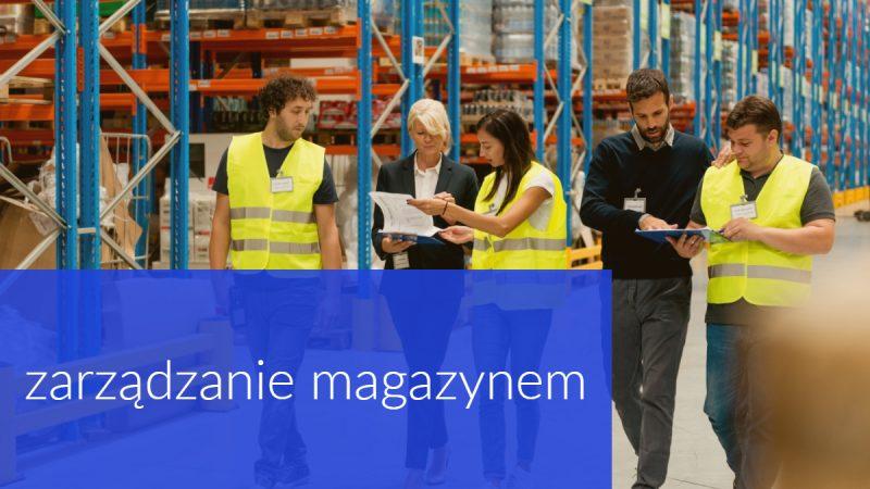 zarządzanie magazynem