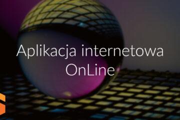Aplikacja internetowa OnLine