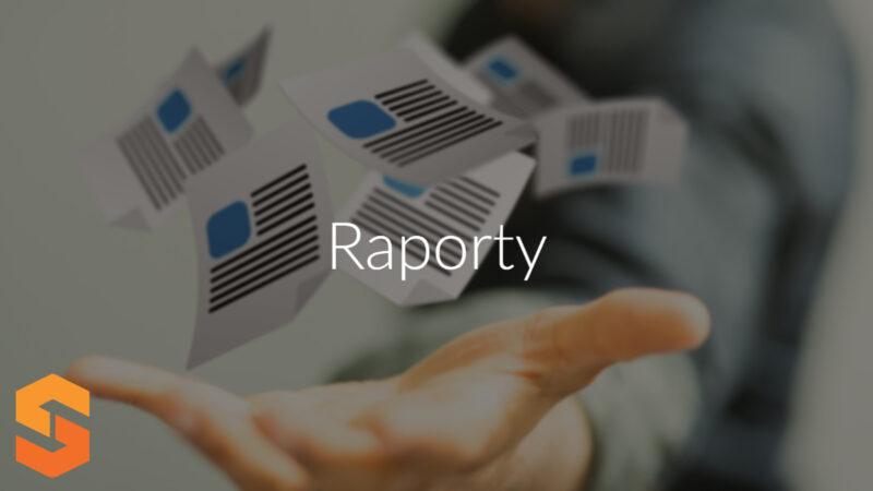 raporty SQL
