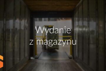 Wydanie z magazynu